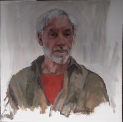 Portrait of Lorne Campbell by Catriona Campbell