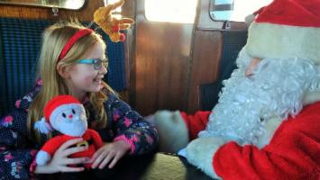 MS Xmas list daughter with santa