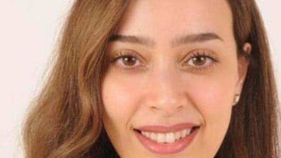 Head shot of Lubna Almouzain