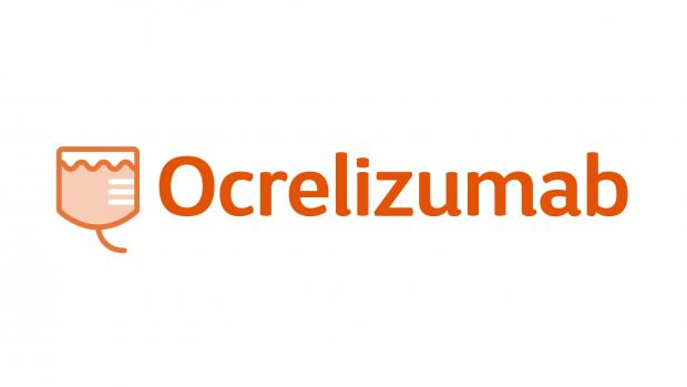 Ocrelizumab orange icon