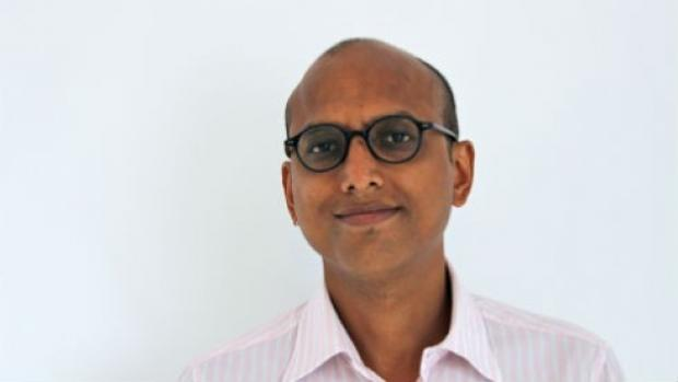 Photo of Professor Roshan das Nair from the University of Nottingham